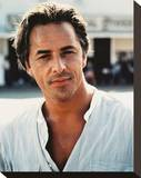 Don Johnson - The Long Hot Summer Stretched Canvas Print