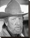 Richard Boone Stretched Canvas Print