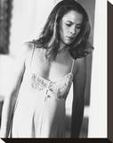 Kathleen Turner Stretched Canvas Print