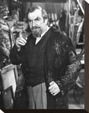 Hugh Griffith - How to Steal a Million Stretched Canvas Print