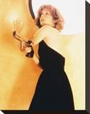 Bridget Fonda Stretched Canvas Print
