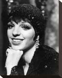 Liza Minnelli - Cabaret Stretched Canvas Print