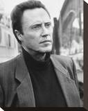 Christopher Walken Stretched Canvas Print