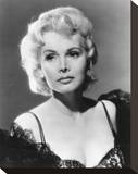 Zsa Zsa Gabor Stretched Canvas Print