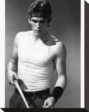 Matt Dillon - The Outsiders Stretched Canvas Print