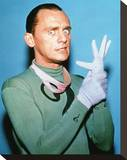 Frank Gorshin - Batman Stretched Canvas Print