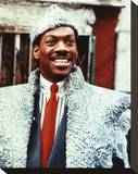 Eddie Murphy - Coming to America Stretched Canvas Print