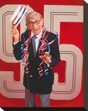 George Burns Stretched Canvas Print