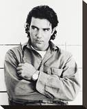 Antonio Banderas Stretched Canvas Print