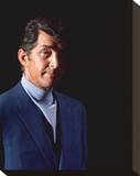 Dean Martin - The Silencers Stretched Canvas Print