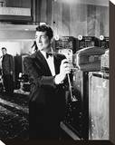 Dean Martin - Ocean's Eleven Stretched Canvas Print