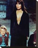 Caroline Munro - Dracula A.D. 1972 Stretched Canvas Print