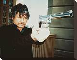 Charles Bronson - Death Wish 3 Stretched Canvas Print