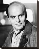 Michael Ironside Stretched Canvas Print