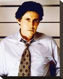 Gabriel Byrne - The Usual Suspects Stretched Canvas Print