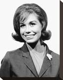 Mary Tyler Moore - Mary Tyler Moore Stretched Canvas Print