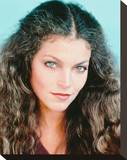 Amy Irving Stretched Canvas Print