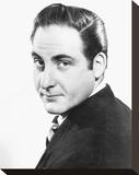 Sid Caesar Stretched Canvas Print