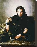 Christian Slater - Robin Hood: Prince of Thieves Stretched Canvas Print