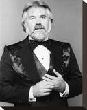 Kenny Rogers Stretched Canvas Print