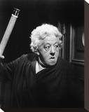 Margaret Rutherford - Murder She Said Stretched Canvas Print