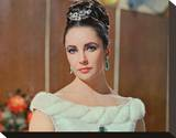 Elizabeth Taylor - The V.I.P.s Stretched Canvas Print