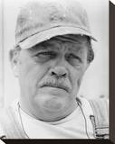 Pat Hingle Stretched Canvas Print