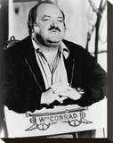 William Conrad Stretched Canvas Print