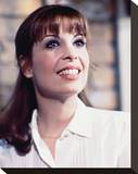 Talia Shire Stretched Canvas Print