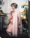 Susan Hampshire Stretched Canvas Print