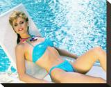 Markie Post Stretched Canvas Print
