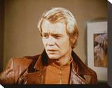 David Soul - Starsky and Hutch Stretched Canvas Print