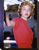 Beverly Garland Stretched Canvas Print