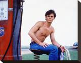 C. Thomas Howell Stretched Canvas Print