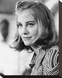 Cybill Shepherd - Taxi Driver Stretched Canvas Print