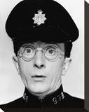 Charles Hawtrey - Carry On, Constable Stretched Canvas Print