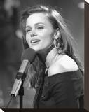 Belinda Carlisle Stretched Canvas Print