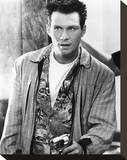 Christian Slater - True Romance Stretched Canvas Print