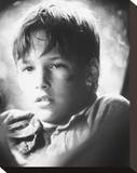 Brad Renfro Stretched Canvas Print