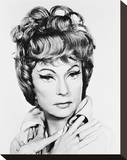 Agnes Moorehead - Bewitched Stretched Canvas Print