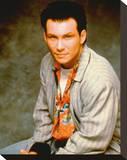 Christian Slater Stretched Canvas Print