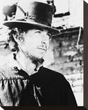 Bob Dylan - Pat Garrett & Billy the Kid Stretched Canvas Print