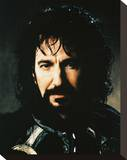 Alan Rickman - Robin Hood: Prince of Thieves Stretched Canvas Print