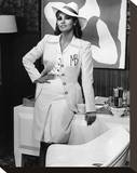 Raquel Welch - Myra Breckinridge Stretched Canvas Print