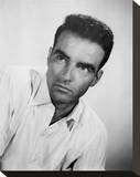 Montgomery Clift Stretched Canvas Print