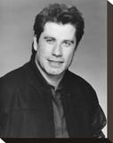 John Travolta Stretched Canvas Print