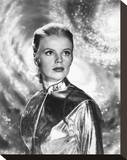 Marta Kristen - Lost in Space Stretched Canvas Print