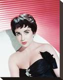 Elizabeth Taylor Stretched Canvas Print