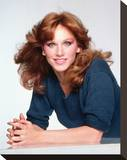 Marilu Henner Stretched Canvas Print
