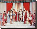 Spartacus (1960) Stretched Canvas Print